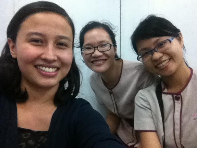 Vietnamese Classmates