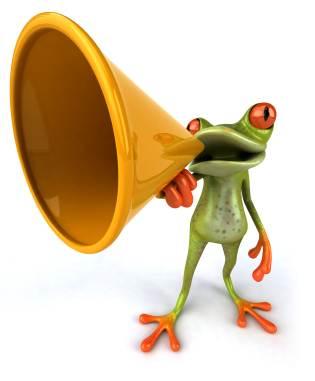 frog-speak