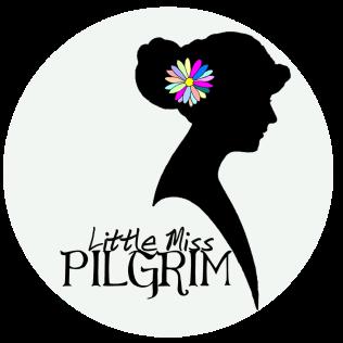 Little Miss Pilgrim Blog Logo