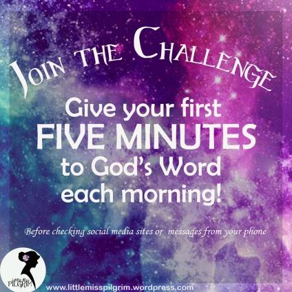 5 minutes challenge
